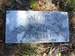 Calcote and Powell Cemetery