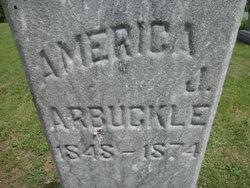 America J. Arbuckle