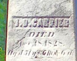 JONATHAN D CARRIER