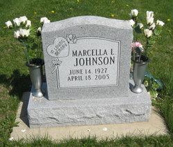 Marcella L Johnson