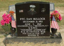 PFC Dan Bullock