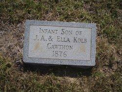 Infant Cawthon