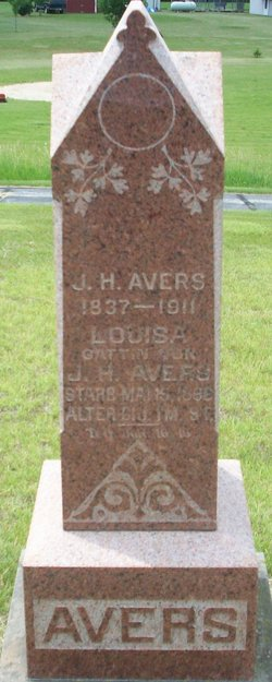 Anne Marie Louisa <i>Haar</i> Avers