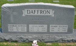 Charles Edward Ed Daffron