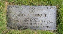 Joel Curtis Abbott, Jr