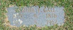 Martha Elvira <i>Huddleston</i> Gall