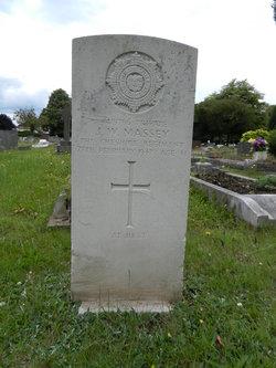 Pvt Joseph William Massey