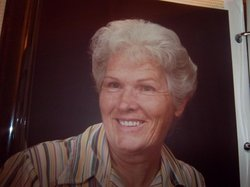 Edna Mae <i>Morris</i> Harris