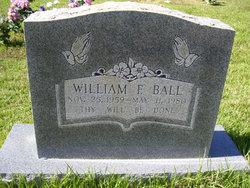 William Frederick Ball