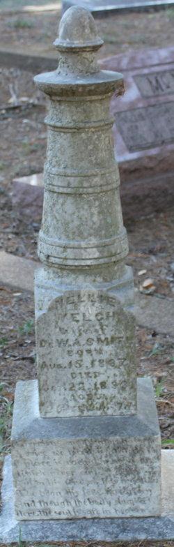 Eleanor Rhea Nellie <i>Welch</i> Smith