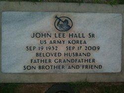John Lee Hall, Sr