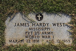 James Hardy West