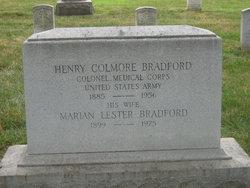 Marian L Bradford