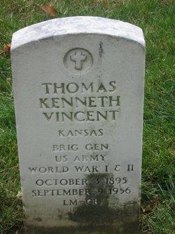 Thomas Kenneth Vincent
