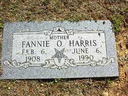 Fannie O Harris