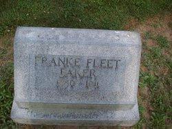 Franke <i>Fleet</i> Baker