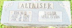 Ida May <i>Childers-Fleming</i> Althiser