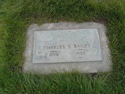 Charles Edson Bailey