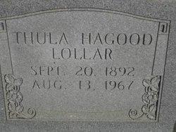 Thula <i>Hagood</i> Lollar