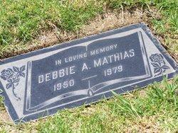 Deborah Ann <i>Farny</i> Mathias
