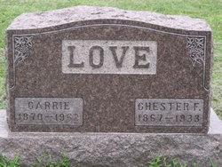 Chester F. Love