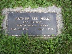 Arthur Lee Held