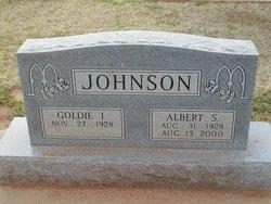 Goldie Irene <i>Marsh</i> Johnson