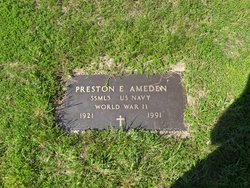 Preston Ameden