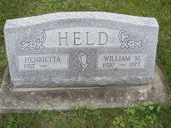William Mitchell Held, Jr