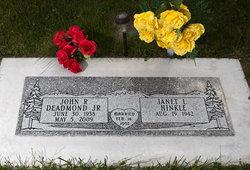 John Riley Deadmond, Jr