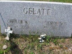 Jennie Ella <i>Silver</i> Gelatt