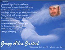 Gregg Allen Casteel