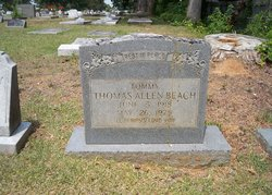 Thomas Allen Beach