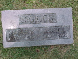 Bessie Lee <i>Smith</i> Isgrigg