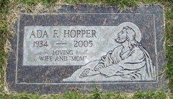 Ader Frances Ada <i>Mason</i> Hopper