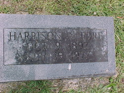 Harrison A. Fore