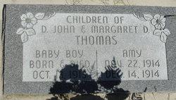 Baby Boy Thomas
