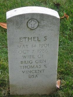 Ethel S Vincent