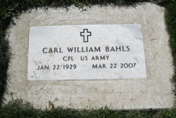 Carl William Bahls