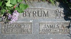 Elizabeth Eva <i>West</i> Byrum