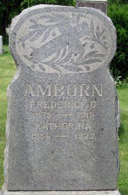 Frederick G Amborn