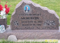 Colin Robert Morrow