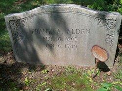 Frank Adrian Alden