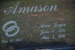 Ann Joyce Amason