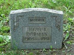 Hazel B. <i>Shores</i> Dorman