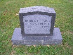 Robert Earl Armentrout