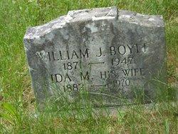 William J Boyle