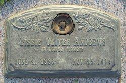 Lizzie <i>Oliver</i> Andrews