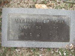 Myrtis Evelyn Coward