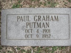 Paul Graham Putman